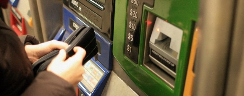 paiement par carte de transport