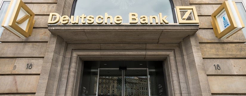 Banque allemande Deutsch Bank