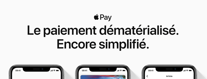 capture écran site Apple pay