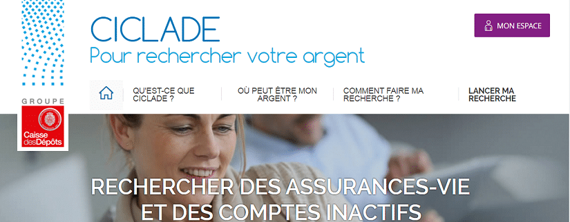 Site Ciclade