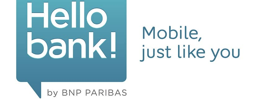 Logo d'Hello Bank