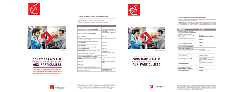 Frais Bancaires De La Caisse D Epargne Hauts De France