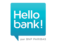 Logo Hello Bank par BNP Paribas